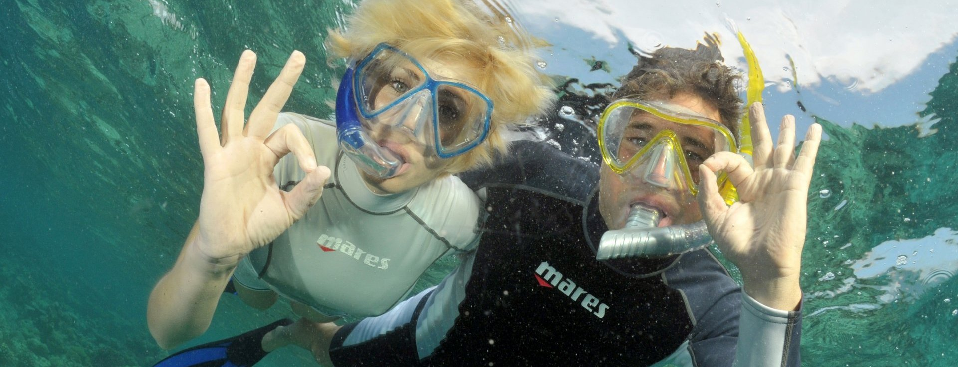 Snorkeling, Discover Scuba Diving & Dive Courses